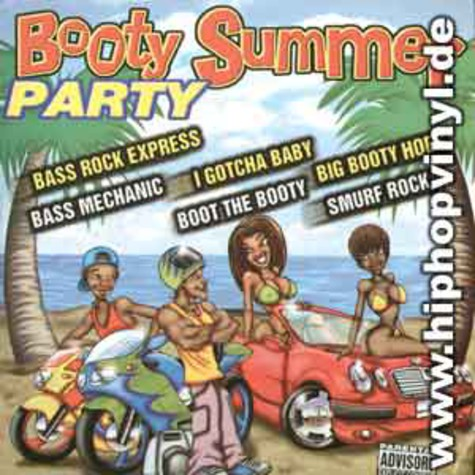 V.A. - Booty summer party