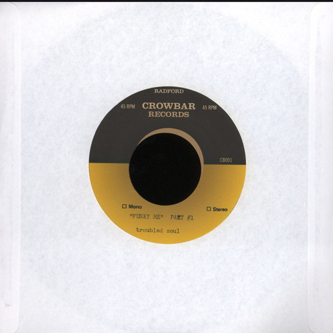 Troubled Soul - Funky Me