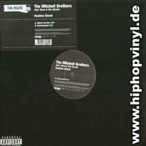 Mitchell Brothers - Routine check feat. Kano & The Streets