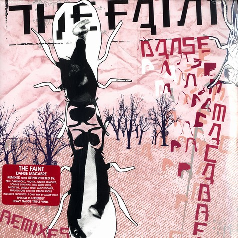 Faint, The - Danse macabre Remixed