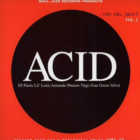 V.A. - Acid - can you jack ? vol.2