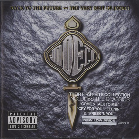 Jodeci - Back to the future - the very best of