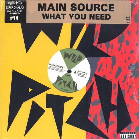 Main Source - What you need