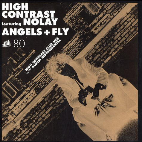 High Contrast - Angels + fly feat. Nolay