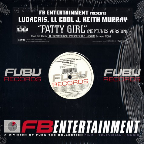 Ludacris, LL Cool J & Keith Murray - Fatty girl Neptunes remix