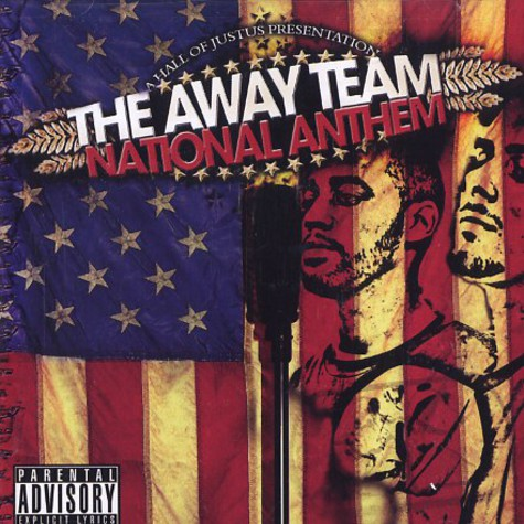 Away Team, The - National anthem
