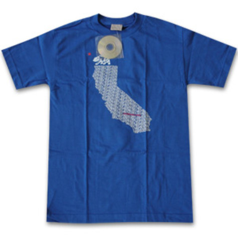 Ubiquity - Viva california T-Shirt