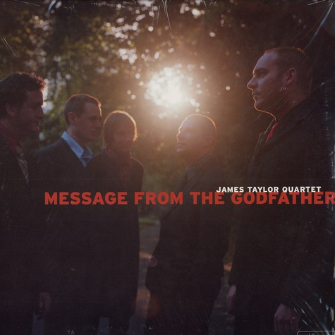 James Taylor Quartet - Message From The Godfather