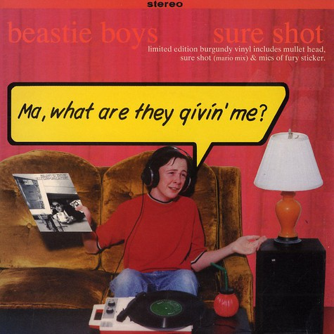 Beastie Boys - Sure shot