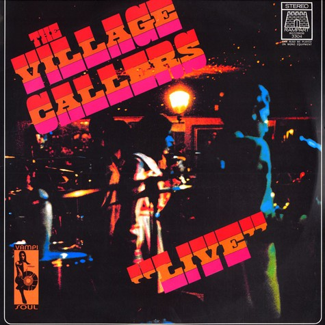 Village Callers, The - Live