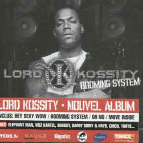 Lord Kossity - Booming system