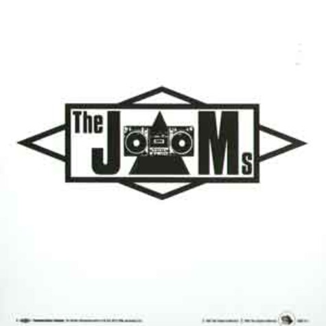 Jams, The (KLF) - 1987 - what the fuck