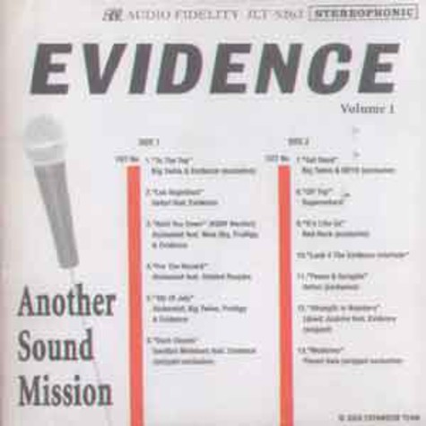 Evidence of Dilated Peoples - Another sound mission volume 1