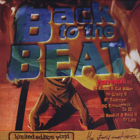 Back To The Beat - Volume 2