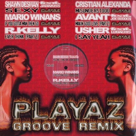 Playaz Groove - Remix Volume 5