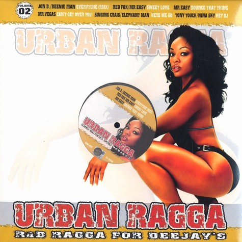 Urban Ragga - Volume 2