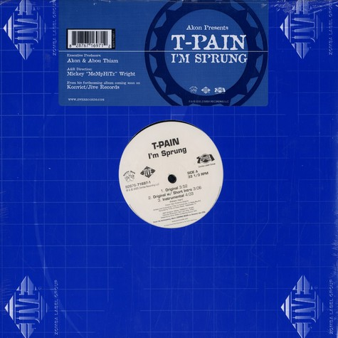 T-Pain - I'm sprung