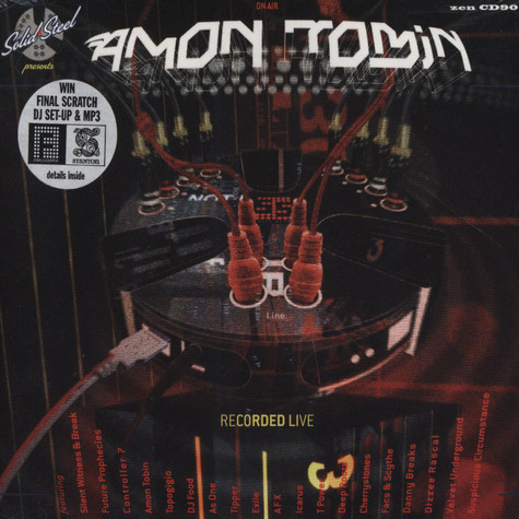 Amon Tobin - Recorded live - solid steel
