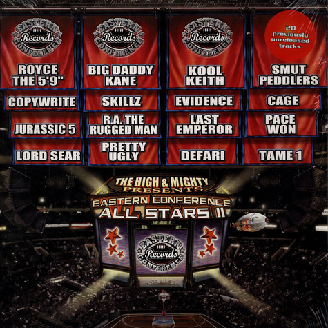 High & Mighty, The - Presents Eastern Conference All Stars II