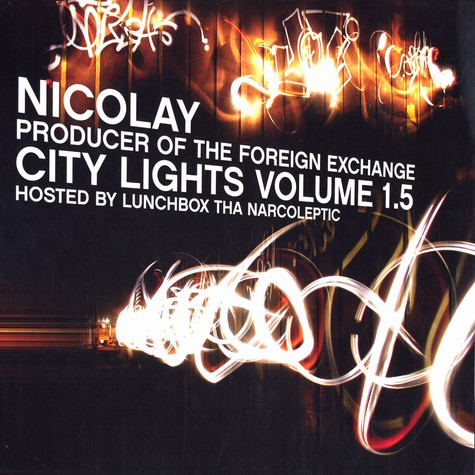 Nicolay of Foreign Exchange - City lights volume 1.5
