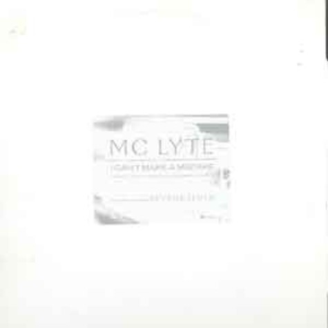 MC Lyte - I can't make a mistake