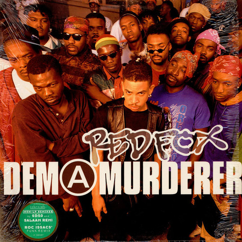 Red Fox - Dem A Murderer