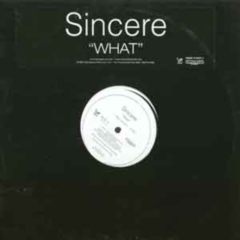 Sincere - What