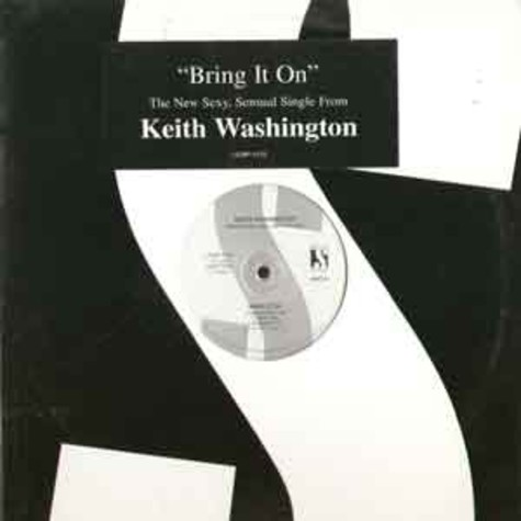 Keith Washington - Bring it on