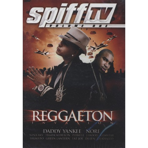 Spiff TV - Volume one - reggaeton invasion
