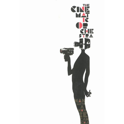 Cinematic Orchestra - Man with a movie camera special edition