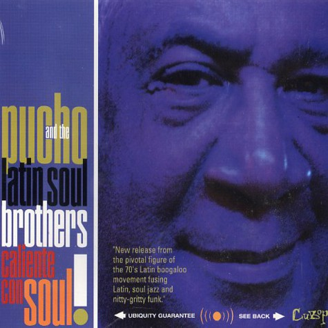 Pucho & His Latin Soul Brothers - Caliente con soul