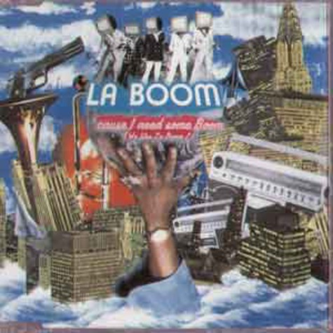 Jan Delay & Tropf ( La Boom ) - Cause i need some boom