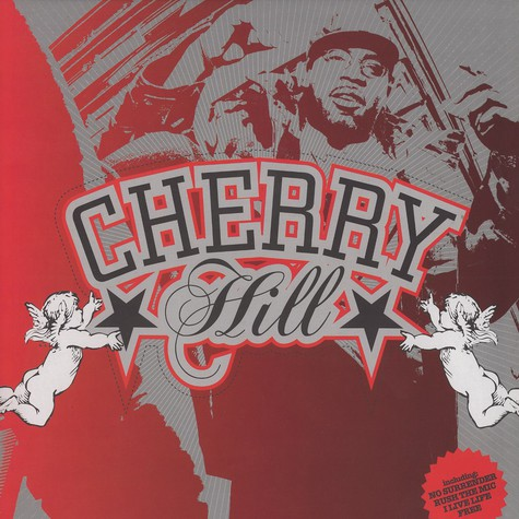 Cherry Hill - No surrender EP