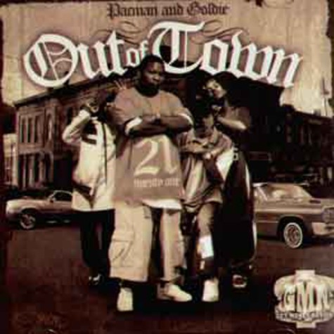 Pacman & Goldie - Out of town volume 21