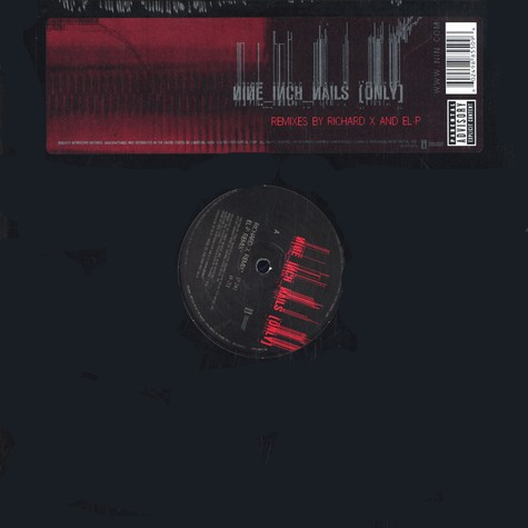 Nine Inch Nails - Only remixes
