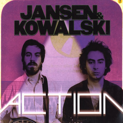 Jansen & Kowalski - Action vol. 2