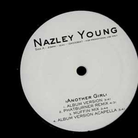 Nazley Young - Another Girl