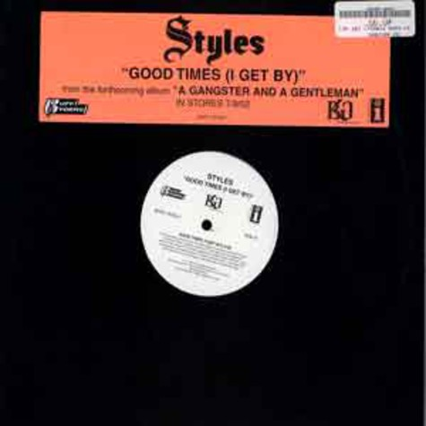 Styles - Good times