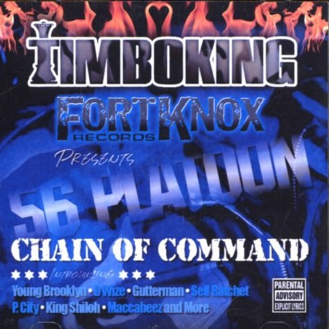 Timboking presents: - 56 platoon - chain of command