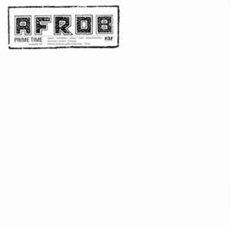 Afrob - Prime time