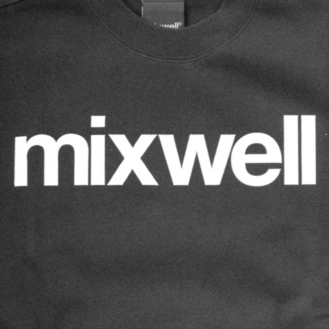 Mixwell - Logo sweater