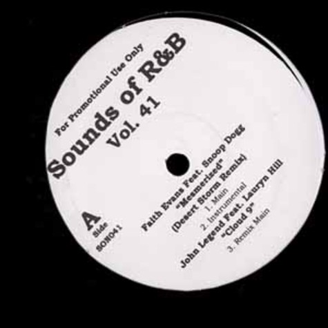 Sounds Of R&B - Volume 41