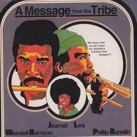 Wendell Harrison - A message from the tribe