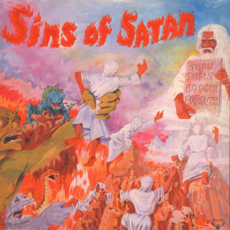 Sins Of Satan, The - The sins of satan