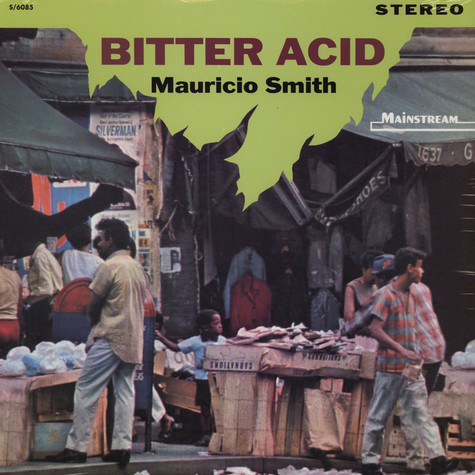 Mauricio Smith - Bitter acid