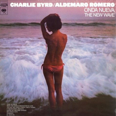 Charlie Byrd & Aldemaro Romero - Onda nuev - the new wave