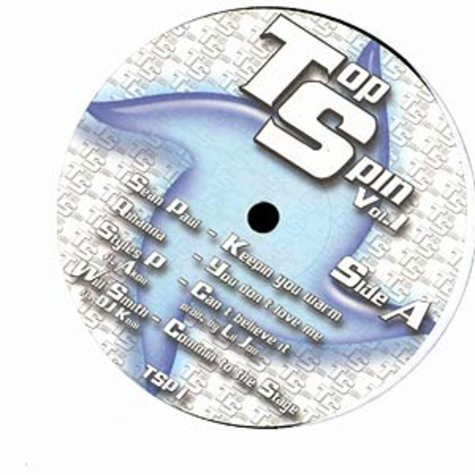 Top Spin - Volume 1