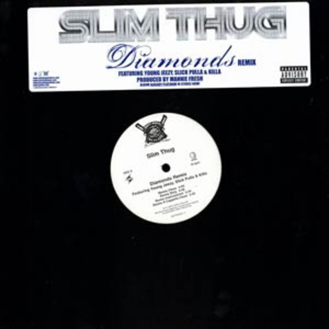 Slim Thug - Diamonds remix feat. Young Jeezy, Slick Pulla & Killa
