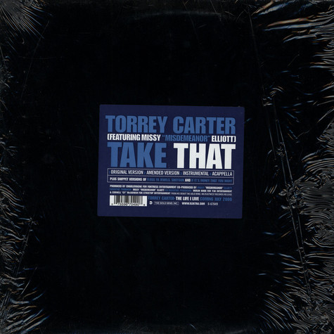 Torrey Carter - Take that feat. Missy Elliott