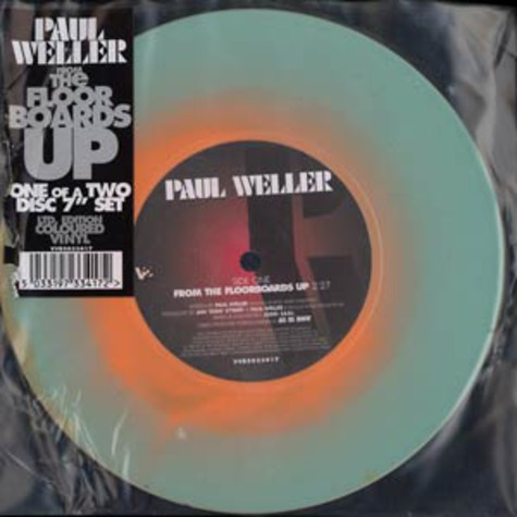 Paul Weller - From the floor boards up